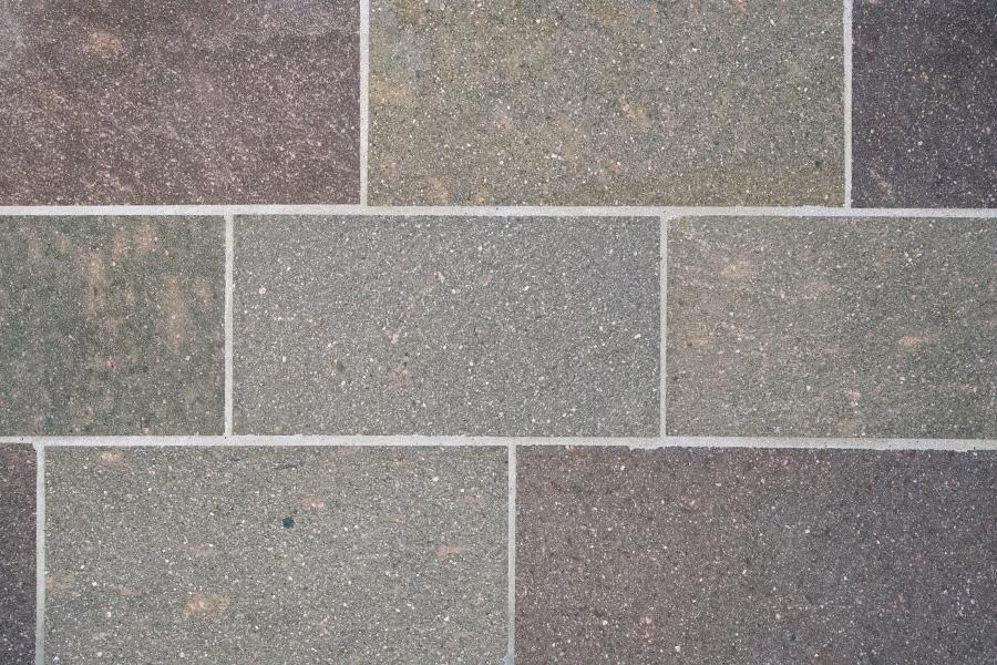 Esterna in pietra texture. gallery of muretti in gres effetto pietra