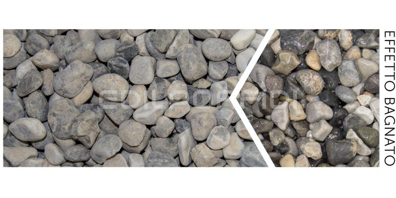 Ghiaia da giardino pietre naturali decorative per giardino e aiuole - Ghiaia da giardino ...