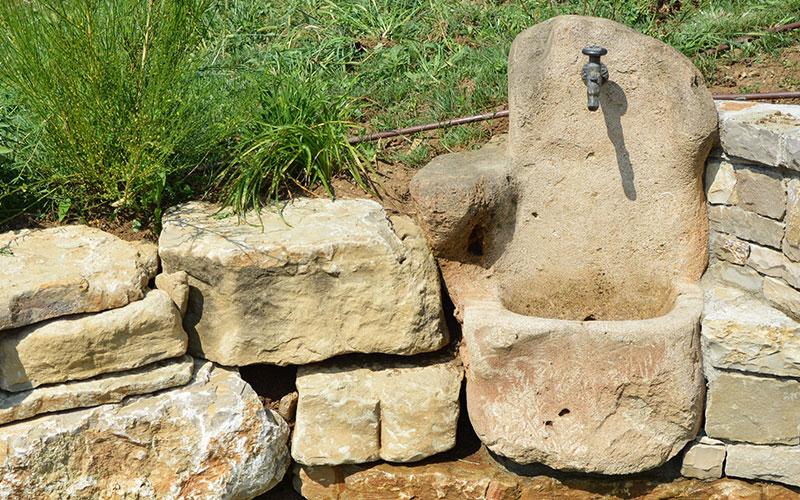 Pietre Da Giardino Per Aiuole : Pietre da giardino per decoro e pavimentazione