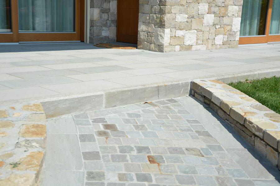 Pavimento esterno pietra naturale10 edilporfidi - Pavimento pietra esterno ...