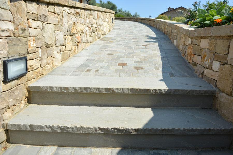 Pavimento esterno with pavimento esterno pavimento per - Gradini in cemento per esterno ...