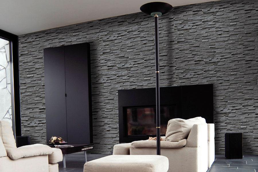 Rivestimenti in pietra naturale per esterni ed interni - Rivestimenti in pietra naturale per interni ...